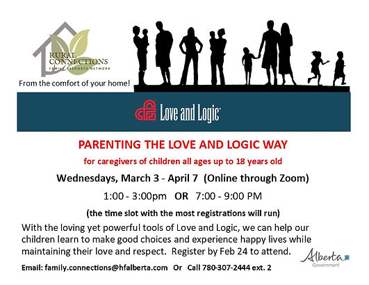 Parenting the Love and Logic Way Feb 202
