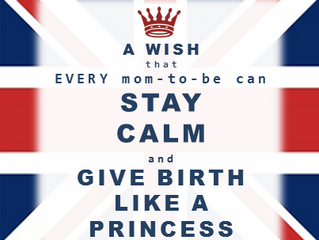 What if every mom-to-be could give birth like a princess?