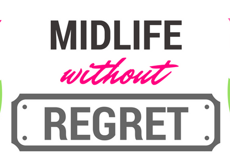 Why Live With Regret When You Can Live Without It?