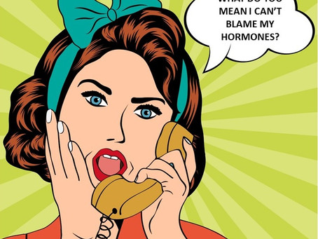 40-Something Women, The Rise of Perimenopause and Why You Should Stop Blaming Your Hormones.