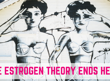 The estrogen theory ends here! Debunking the biggest myth surrounding perimenopause and menopause.