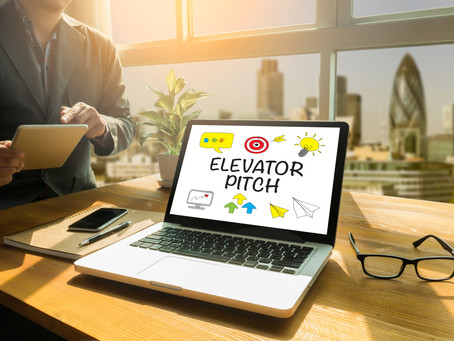 Elevator pitch - pitch yourself to an employer!