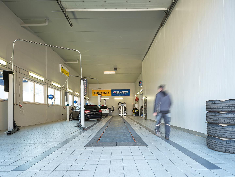 Station 276 Werkstatt