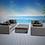Thumbnail: Bora Bora 8 Piece Converstional Set with Sunbrella Cushion