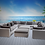 Thumbnail: Bora Bora 12 Piece Sectional Seating Group with Sunbrella Cushions