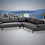 Thumbnail: Barbados 2 Piece Sectional Group with Sunbrella Cushions