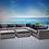 Thumbnail: Bora Bora 9 Piece Sectional Seating Group with Sunbrella Cushions