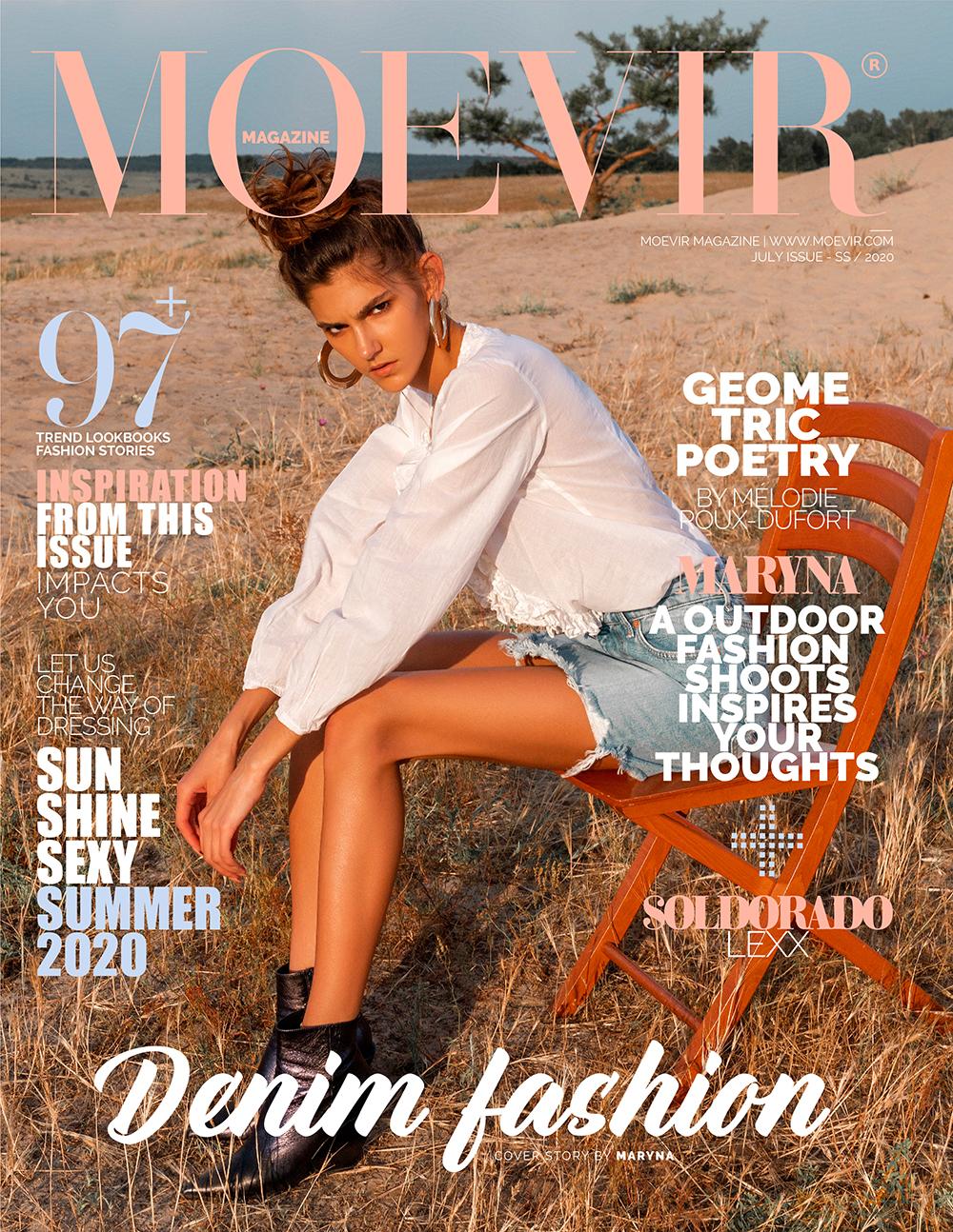 Moevir Magazine July Issue