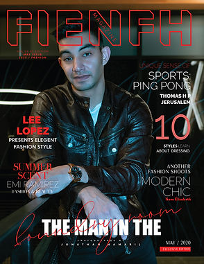 Fienfh Magazine May Issue 2020