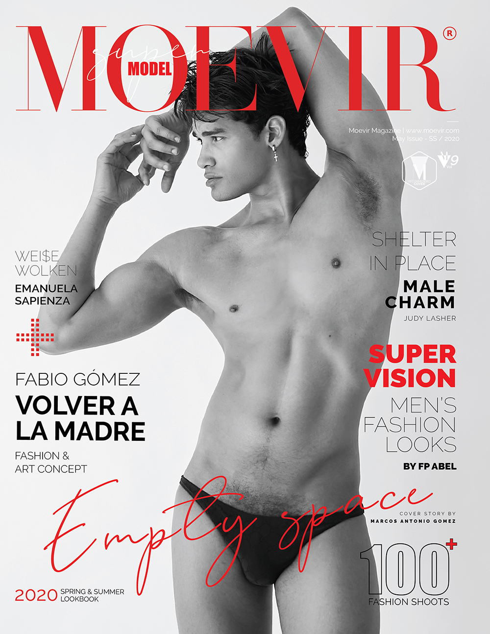 Moevir Magazine Issue May Issue