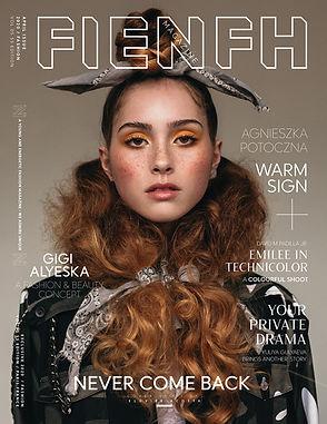 Fienfh Magazine April Issue 2020