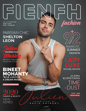 Fienfh Magazine June Issue 2020