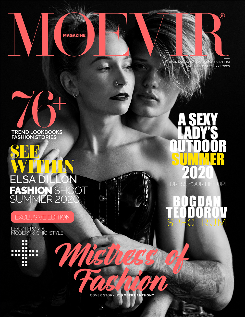 Moevir Magazine August Issue
