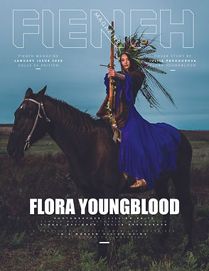 Fienfh Magazine January Issue 2020