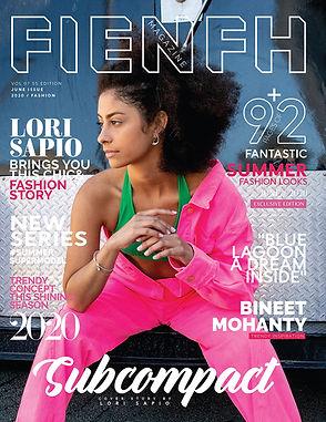 Fienfh Magazine June Issue 2020