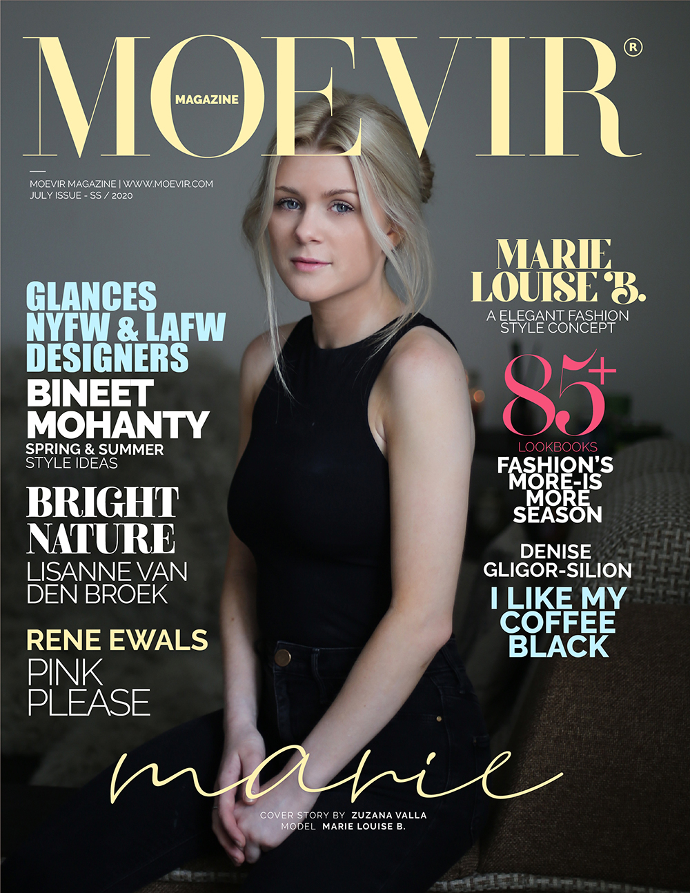 Moevir Magazine July Issue