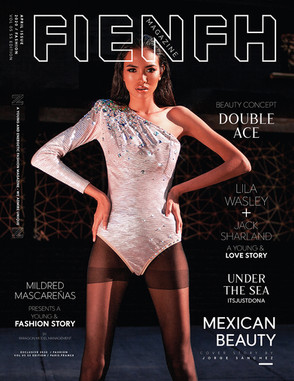 Fienfh Magazine April Issue 2020