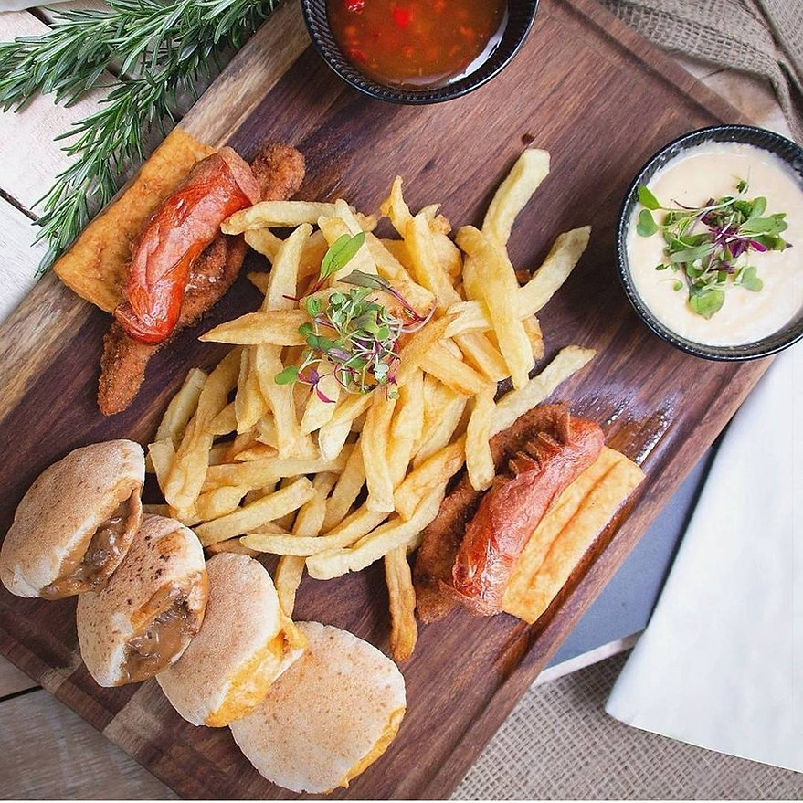 The Baron - We are open for takeaways and deliveries