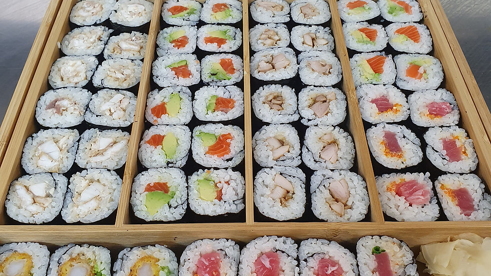 Sushi Roll Box - 48 HRS notice please