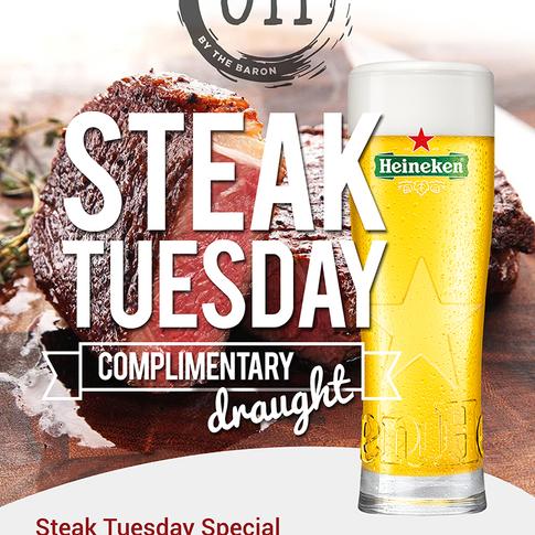 Steak Tuesday