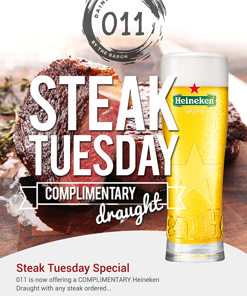 Steak Tuesday