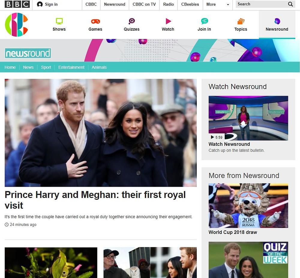 Leer noticias en inglés. Aprender inglés en West One.