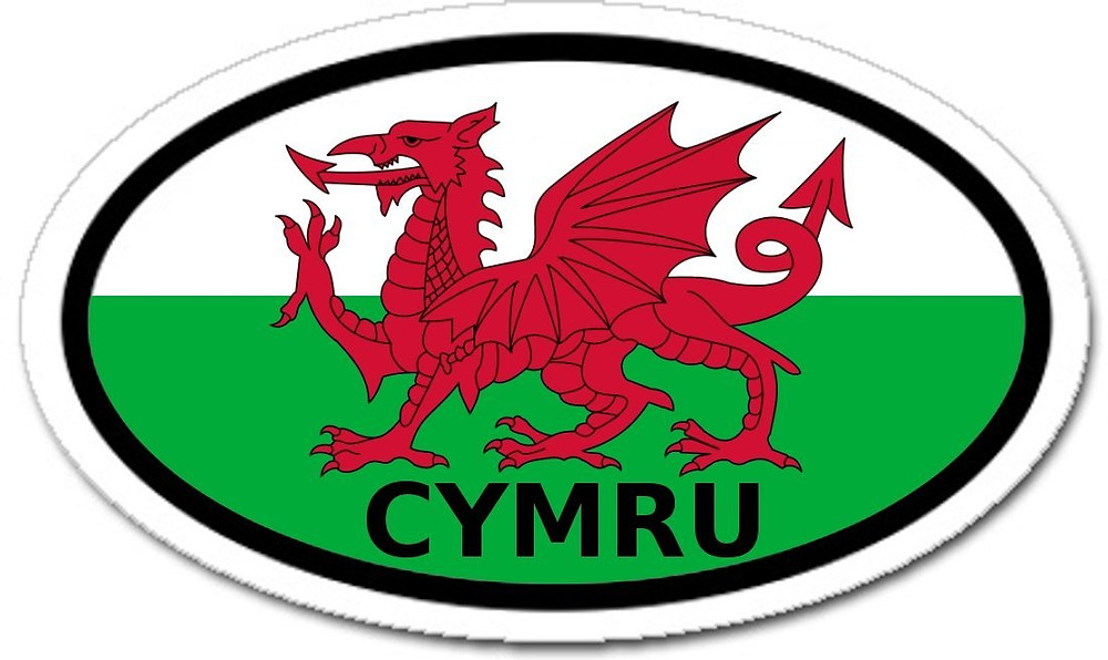 Welsh flag West One academia de inglés