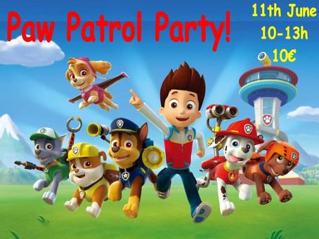 Paw Patrol Party!