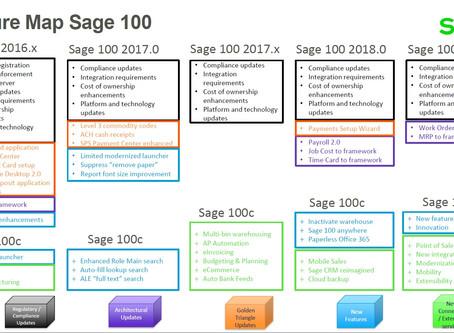 Future of Sage100 and Sage100c