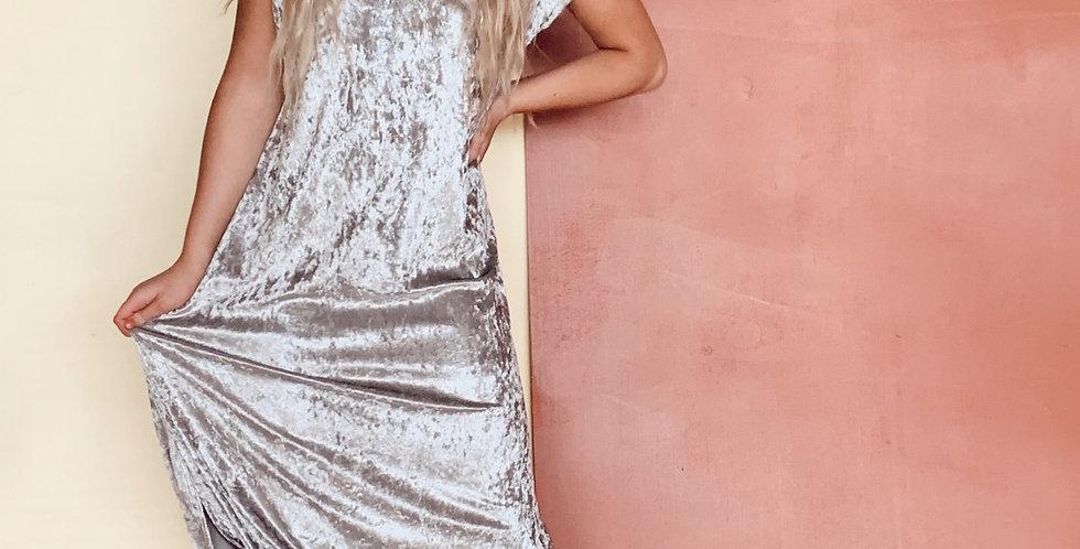 Viva velvet dress