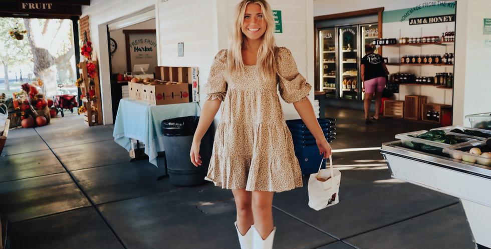 Daisy Dunes Dress