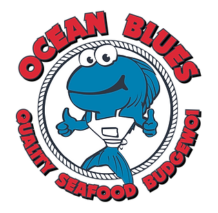 Bluey Ocean Blues Seafood Budgewoi fish and chips central coast