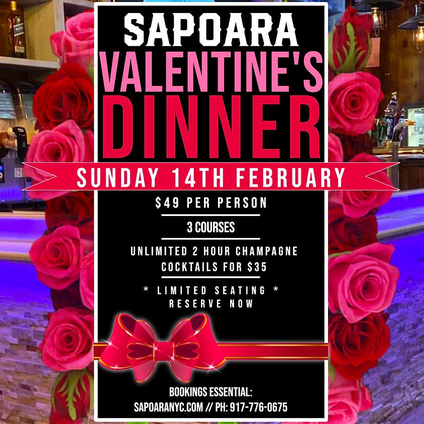 Valentines Day At SAPOARA