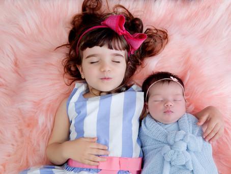 O ensaio newborn faz algum mal para o bebê?