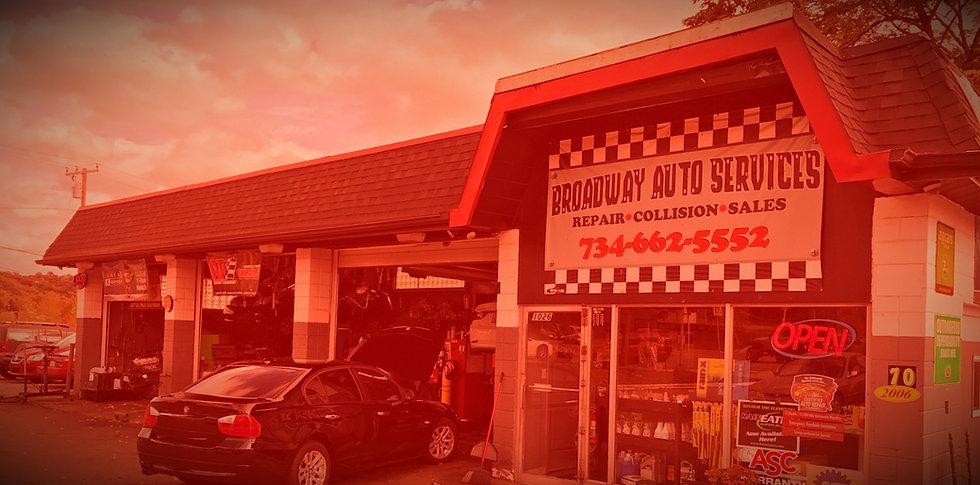Ann Arbor Mechanic Shop