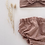 """Thumbnail: Bloomer bébé/fille  """"Vichy noisette"""""""