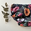 "Thumbnail: Bloomer bébé gaze de coton bio  ""Florista"""