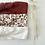 """Thumbnail: Bandeau/chouchou gaze de coton bio """"Feuillage d'automne """""""