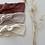 """Thumbnail: Bandeaux/chouchou  """"Gaze de coton bio """" (modèles au choix)"""