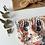 "Thumbnail: Bloomer bébé gaze de coton bio  ""Summer bloom"""