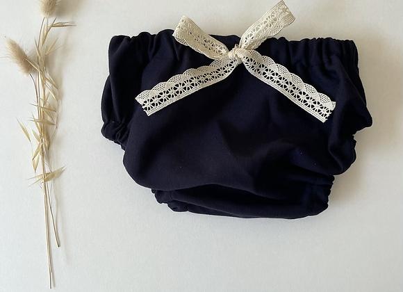 """Bloomer bébé jersey bio   """"Bleu marine"""""""