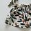 """Thumbnail: Jupe bébé/fille gaze de coton bio """"Fleur d'oranger"""""""