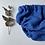 "Thumbnail: Bloomer bébé Gaze de coton ""Bleu amiral """