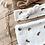 """Thumbnail: Tour de cou / snood polaire gaze de coton  """"Hana"""""""