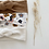 "Thumbnail: Bandeau/chouchou gaze de coton bio ""Melia"""