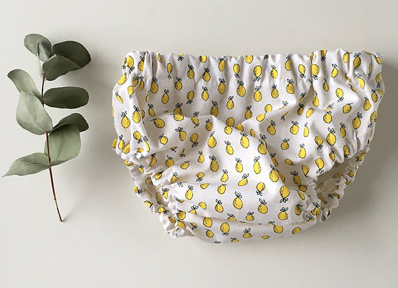 "Bloomer bébé  ""Citrons"""