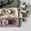 """Thumbnail: Bandeaux gaze de coton bio """"Fleuris """"(modèles au choix)"""