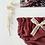 """Thumbnail: Bloomer bébé/fille Gaze de coton/taille froncée   """" Terracotta """""""