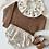 Thumbnail: Bloomer bébé jersey gaufré «Beige clair»