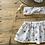 """Thumbnail: Jupe bébé/fille gaze de coton """" Isaline """""""